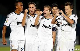 """Реал"" Мадрид - ""Аякс"" 23:45 (03.12.12)"
